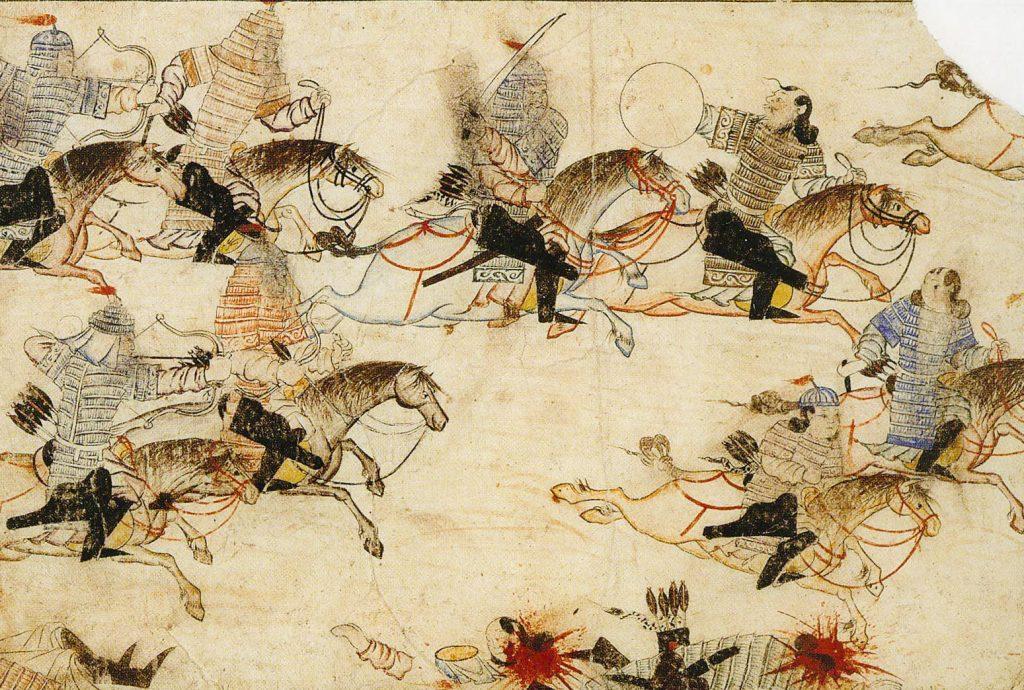 sovrano mongolia