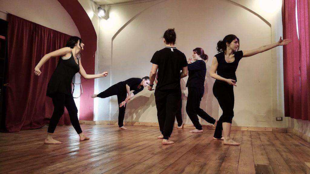 ego training teatrale