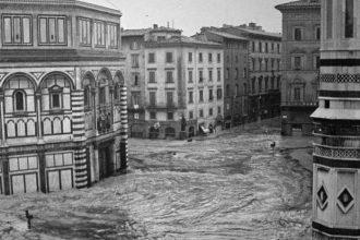 inondazione firenze