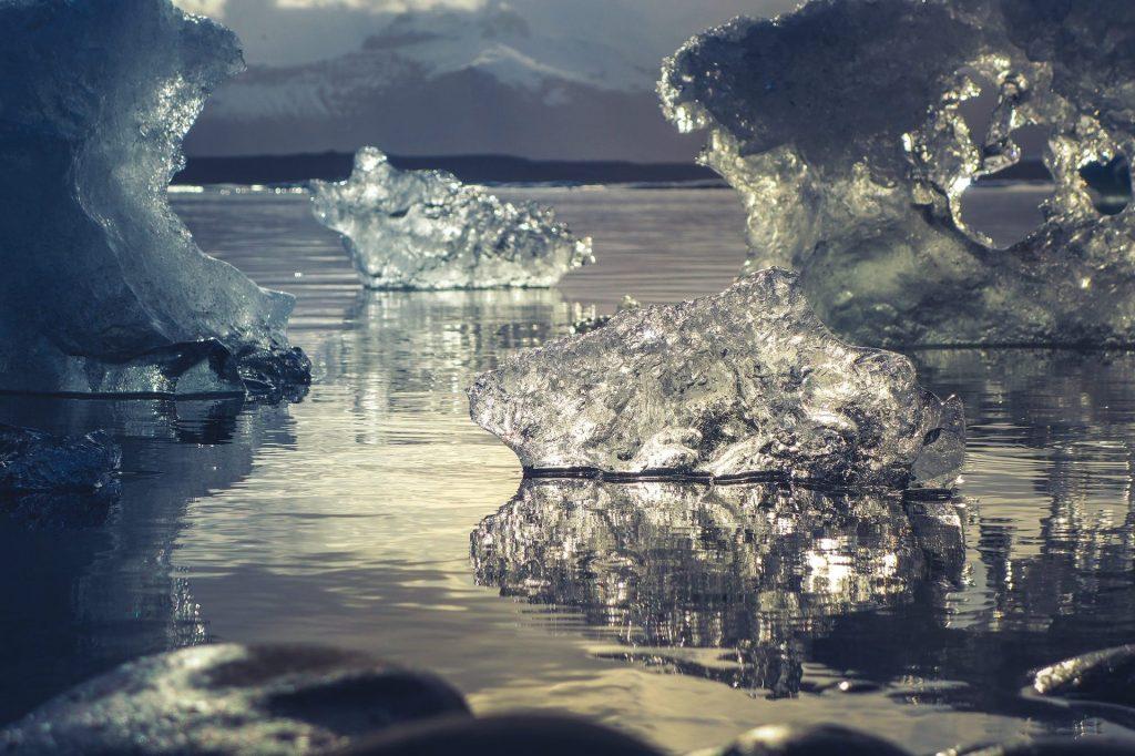 dissoluzione ghiaccio